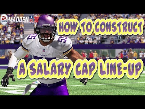 How To Build A Salary Cap Team In Madden 18!! | Madden Tips & Tricks