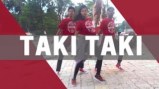 TAKI TAKI - DJ Snake ft. Selena Gomez, Ozuna, Cardi B | Dance | Andrews Wills Choreography
