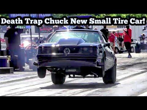 Death Trap Chuck New Small Tire Car Unleashed!