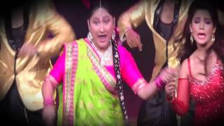 Jayati bhatia and adaa khan performance for & tv's Diwali celebration.