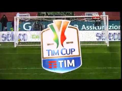 TIM CUP 2017/2018 - Lazio : AC Milan - Penalty Kicks