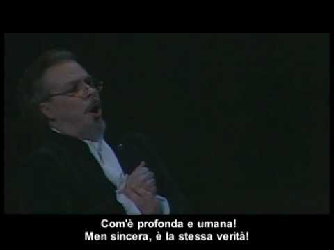 """Carmelo Corrado Caruso - Ecco il monologo (da """"Adr..."""