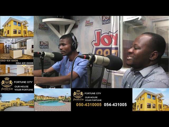 #JoySMS Newspaper Review on Joy FM (22-11-18)