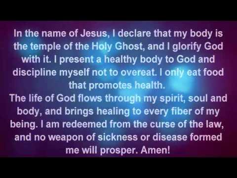 Faith Morning Declaration - YouTube