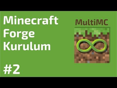 minecraft mod nasıl yüklenir kurulur forge kolay yöntem multimc 2