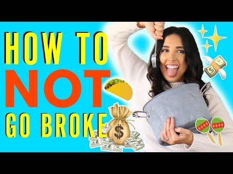 How To NEVER GO BROKE - LATINO STYLE 💸 SAVE MONEY 🤑 | Mar
