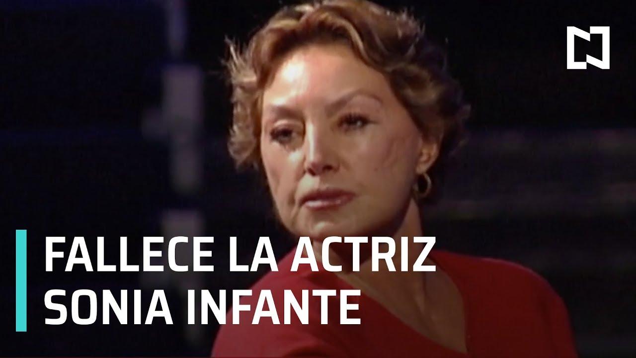 Muere la actriz Sonia Infante, a los 75 años - En La Mira