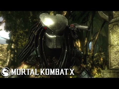 Mortal Kombat X - Ranked Matches with Predator |