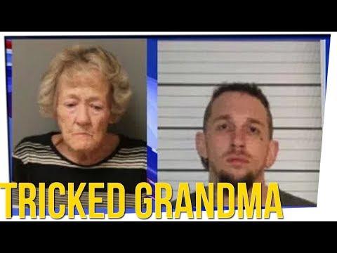 Grandma Tricked Into Bringing Stuff into Prison ft. Steve Greene & DavidSoComedy