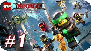 La LEGO Ninjago Pelicula el Videojuego - Gameplay Español - Capitulo 1 -  ¡Buenos días, Ninjago!