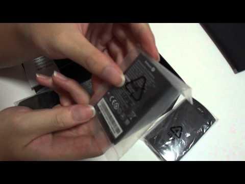Acer Liquid Metal Unboxing