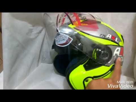 Premium Helmet With Low Budget ( INI'S HELMET )