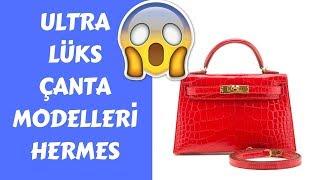 Ultra Lüks Kadın Çanta Modelleri - Hermes Birkin