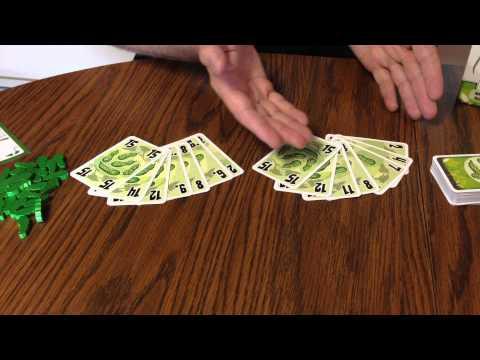 Five Cucumbers Trick Taking Card Game
