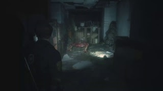 Lets Play Resident Evil 2 part 4: Will Mr. X strike again?