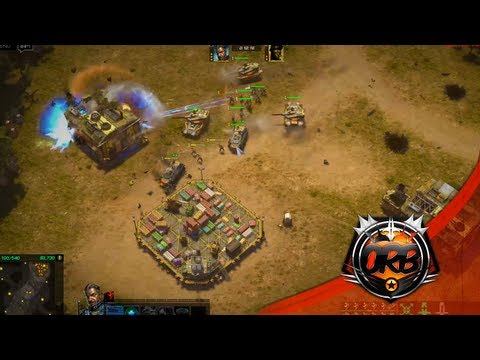 Command & Conquer Generals 2 - Exclusive 1080p PC Alpha Gameplay