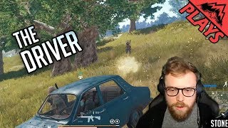 THE DRIVER - PlayerUnknown