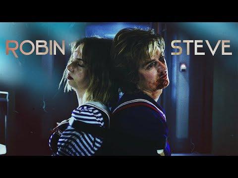 Steve and Robin 🔷 Hypnotized