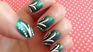 Easy and beautiful nail art 8  | Beauty Intact Thumbnail