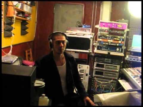 Crazy Baldhead recording Ska