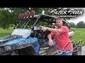 Sector Seven RZR Mirrors with Lights - Extreme UTV Tech