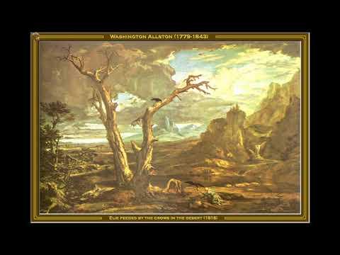 Вашингтон Олстон (Allston Washington) картины великих художников