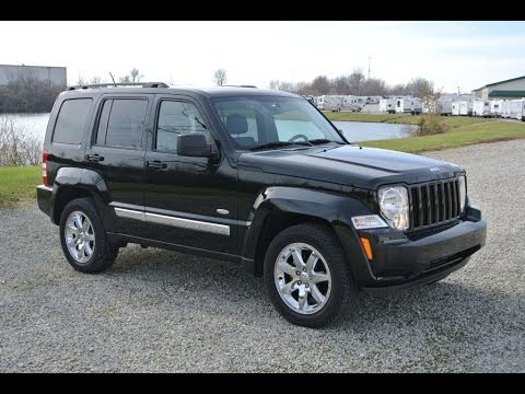 2012 jeep liberty sport suv black for sale dayton dealer. Black Bedroom Furniture Sets. Home Design Ideas