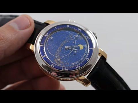 Patek Philippe Grand Complications Sky Moon Celestial 5102PR Watch Review