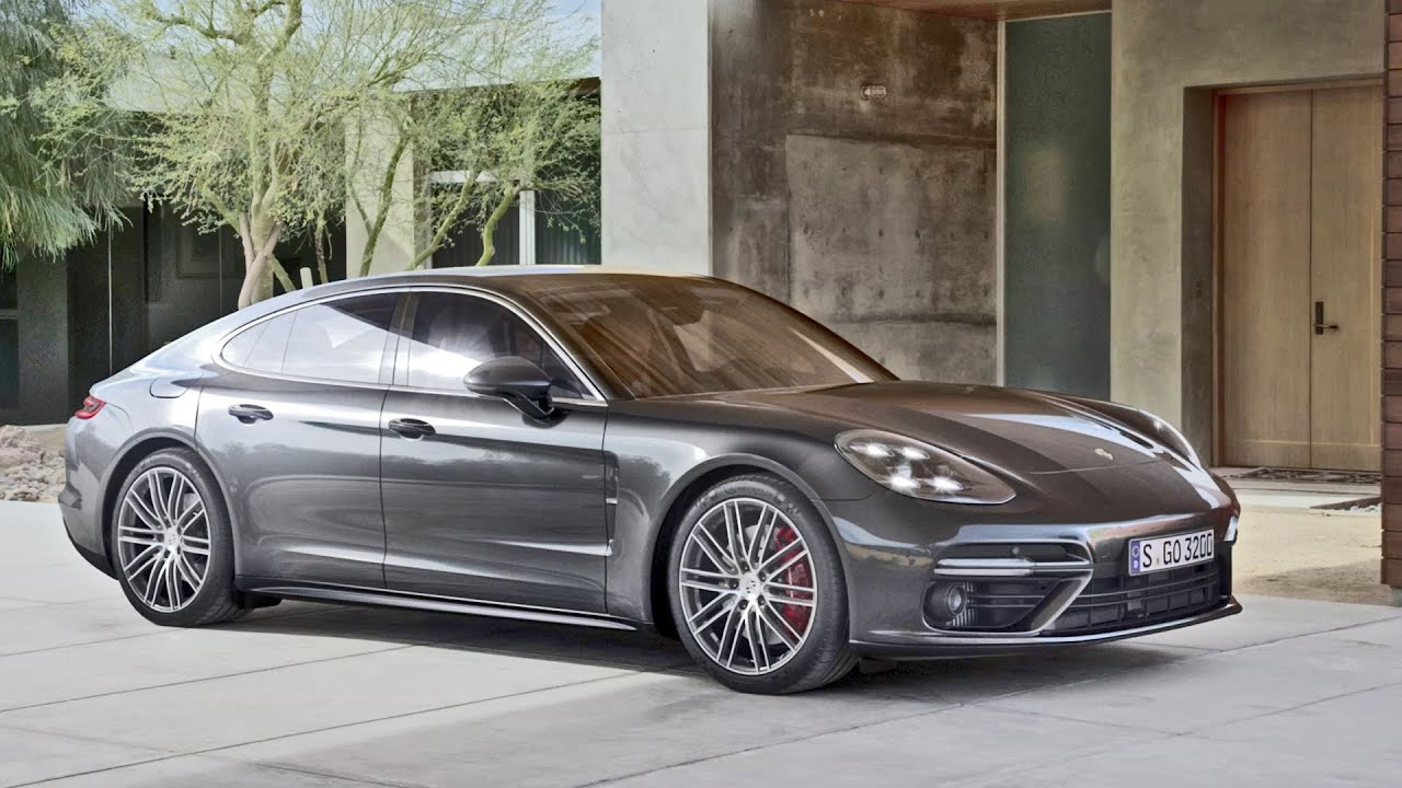 2017 Porsche Panamera Turbo  Official Video  YouTube