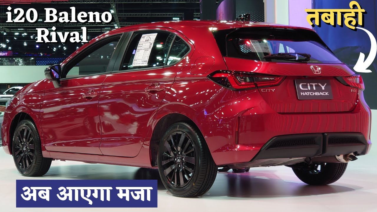 All-New Honda City Hatchback 2021 Best Family Hatchback Car | Auto With Sid
