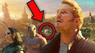 Guardians of the Galaxy Vol 2 Breakdown! New Hidden Easter Eggs & Visual Analysis!