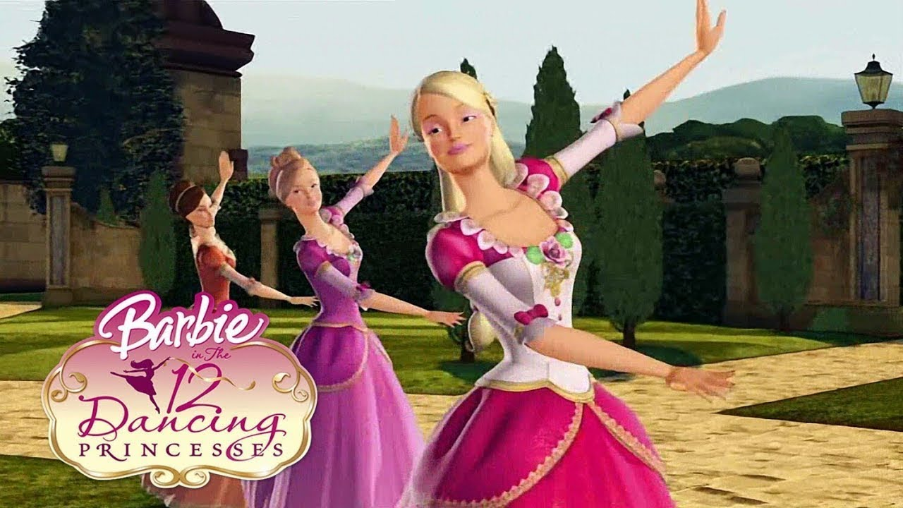 Barbie In the 12 Dancing Princess Game free Download for ...