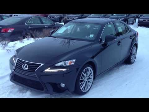 2014 Lexus IS 250 Auto AWD Premium Package Review