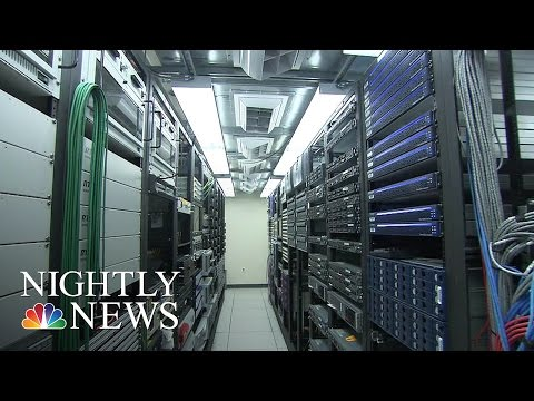 Worldwide Cyberattack Holding Computers Hostage, Demanding Ransom | NBC Nightly News