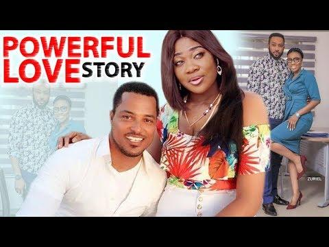 Download Powerful Love Story Full Movie - Mercy Johnson & Van Vicker Latest Nigerian Nollywood Movie