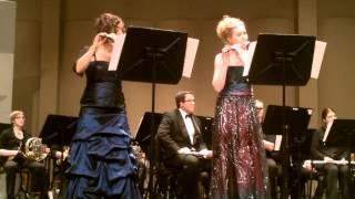 Fluttering Birds Double Piccolo Concerto
