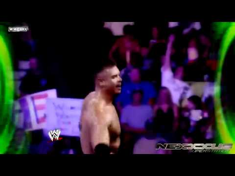 #emphaticuniversecontest: Alex Riley 1st *CUSTOM* Titantron [HD 720p]
