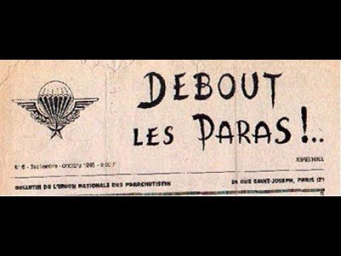 PARAS LES TÉLÉCHARGER DEBOUT
