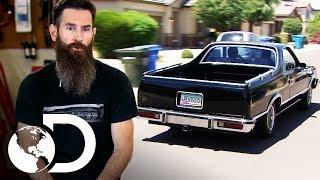Aaron decide o que fazer com o Chevrolet El Camino | Dupla do Barulho | Discovery Brasil