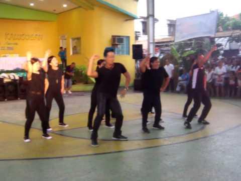bambang aerobics (power movers)
