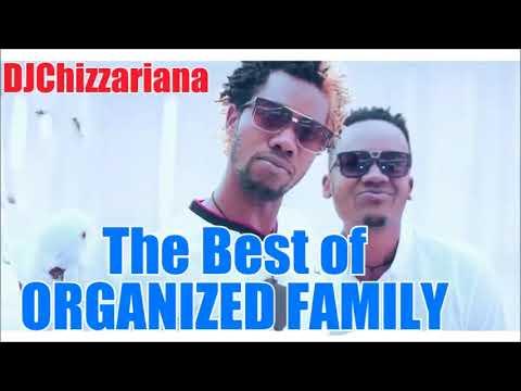 The Best Of Organized Family Djchizzariana