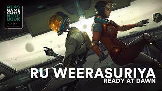 Ready at Dawn's Ru Weerasuriya - The AIAS Game Maker's Notebook