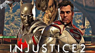 Injustice 2 Online - UNSTOPPABLE WIN STREAK! thumbnail