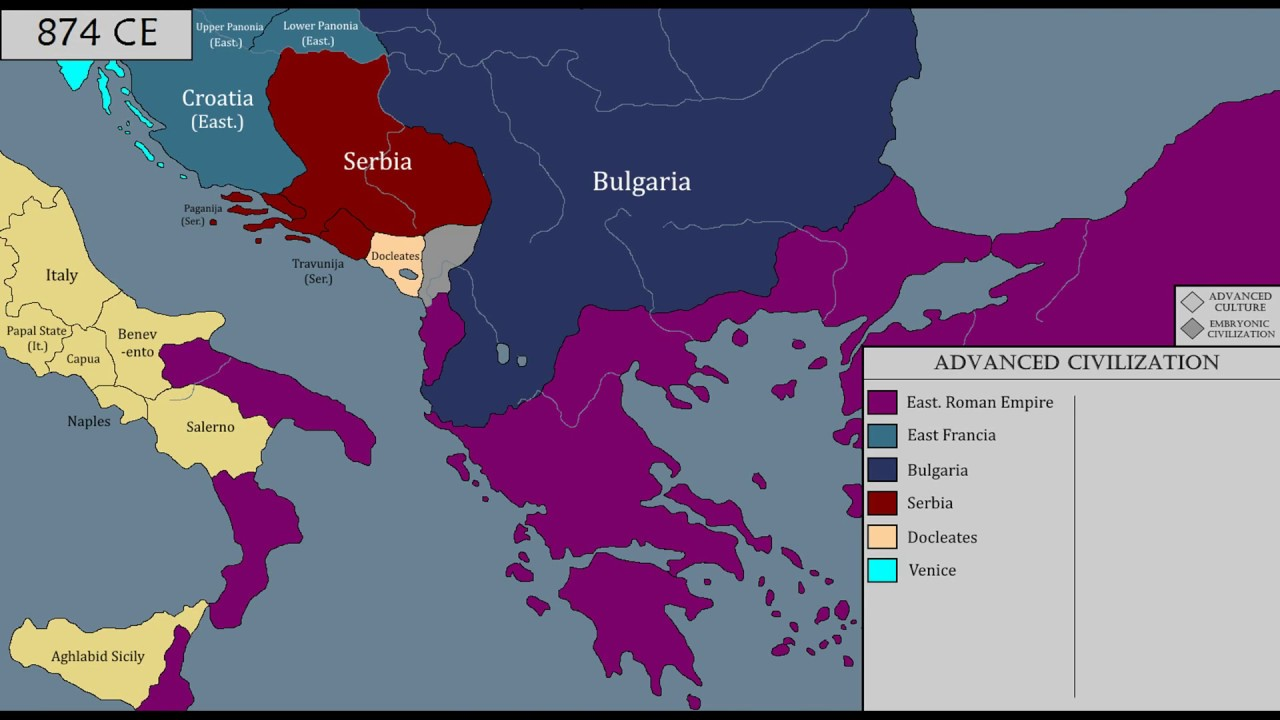 the historical roots of the ancient ethnic conflict in the balkans New ethnic identities in the balkans: the case of the egyptians 467 where gypsies live, and respectively by the overall cultural and historical context on the balkans.