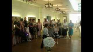 Подарок жениху и невесте Венский вальс