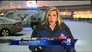 Holiday Travel: News 8 tracks conditions