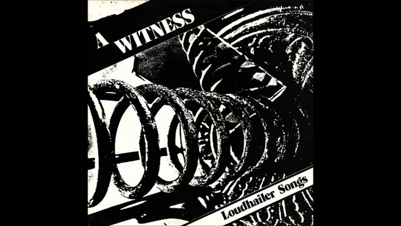 A Witness - A2.Kitchen Sink Drama - YouTube