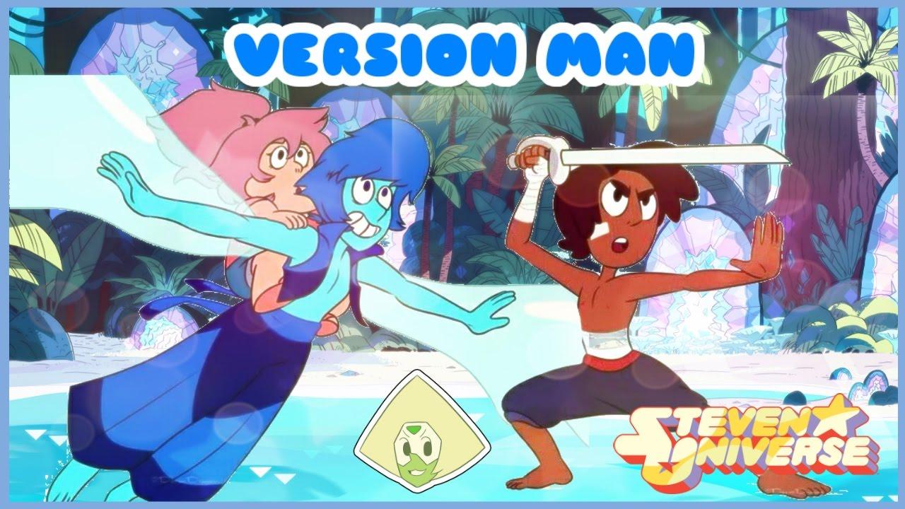 Steven Universe Version Man Instead Youtube