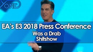 EA's E3 2018 Press Conference Was a Drab Shitshow