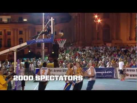 Sport Arena Streetball 2012 Bucharest Challenger